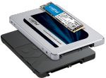crucial famil ssds image